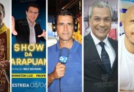 Rádio Arapuan anuncia contratações e nova programação semanal