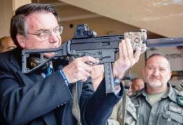 Liberar arma municiada cria 'porte de arma disfarçado', dizem especialistas
