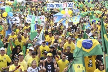 bolsonaro DF - DIREITA MOVER: paraibanos realizam ato pró-Bolsonaro neste domingo em JP