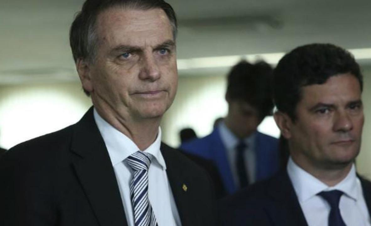 bolsonaro moro04 - SAGA: BOLSONARO DEMITE MORO - Por Reinaldo Azevedo