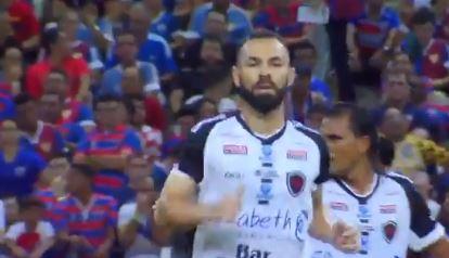 botafogo pb 2 - 1 x 0: Fortaleza sai na frente e ganha do Botafogo no primeiro jogo da final da Copa do Nordeste