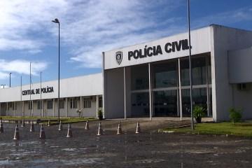 central de policia joao pessoa pb 1 - Mulher é presa suspeita de prostituir a filha de dez anos por R$ 20, em João Pessoa