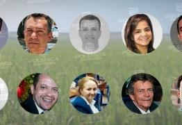 SUCESSÃO MUNICIPAL: conheça os nomes que podem disputar a prefeitura de Santa Rita em 2020