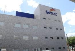 Senac abre mais de 2000 vagas em novos cursos na Paraíba