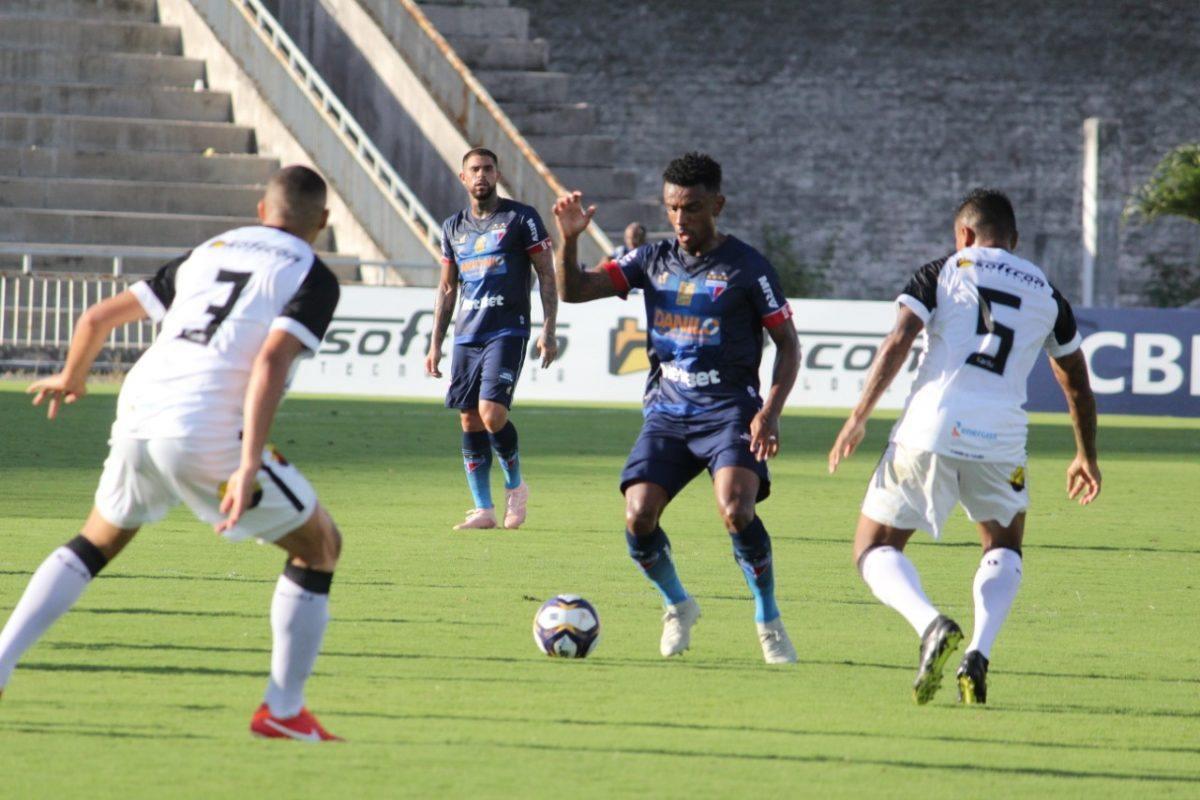 fortaleza - FINAL DA COPA DO NORDESTE:Botafogo-PB enfrenta oFortaleza nesta quinta-feira