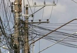 PERIGO: Comerciante tenta arrumar cabo de internet e morre após descarga elétrica no Centro de João Pessoa