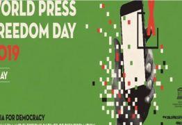 """""""Jornalismo e eleições em tempos de desinformação"""", é tema do Dia Mundial da Liberdade de Imprensa em 2019"""