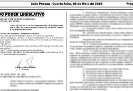 Governador sanciona lei que amplia para 10% vagas reservadas para deficientes em concursos na PB