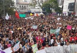 Em dia de protestos, MEC afirma estar 'aberto a diálogo' com instituições de ensino