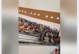 Página de Lula destaca movimento 'Lula Livre' em Shopping de João Pessoa
