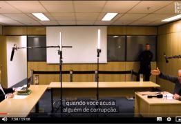"""BOLSONARO É A VELHA POLÍTICA, EU SOU A NOVA"" Assista a entrevista exclusiva de LuLa ao jornalista Glenn Greenwald"