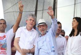 LÚCIDO E DIGNO: 'Brasil precisa de mais políticos como você', diz Lula em bilhete para RC