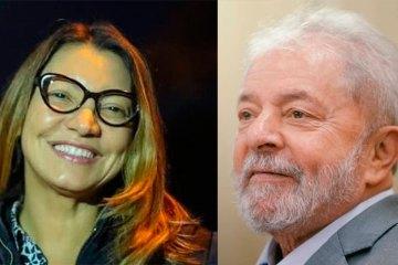 lula rosangela 1 - NAMORADA DE LULA: salário de R$ 17 mil e visita em horário de expediente