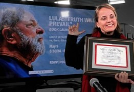 PERSONALIDADE DO ANO: Lula é homenageado em evento de Nova York