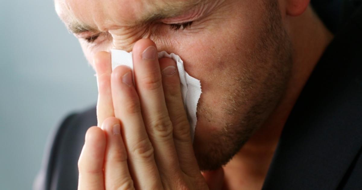 m - Chá antialérgico põe fim aos olhos lacrimejando, nariz coçando e espirros