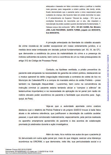 mp4 - CRISE E RACHA NO MP: Parecer pela soltura de Roberto Santiago de Dr. Sagres é contestado pelo GAECO - VEJA NOTA