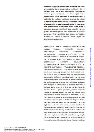 mp9 - CRISE E RACHA NO MP: Parecer pela soltura de Roberto Santiago de Dr. Sagres é contestado pelo GAECO - VEJA NOTA