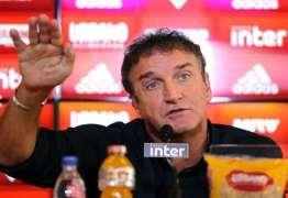 Cuca confirma liberação de Antony para defender seleção olímpica