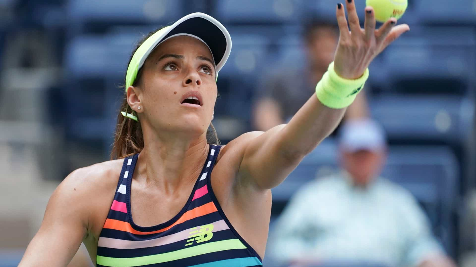 naom 5cdac4b01680b - Fora de Roland Garros, Nicole Gibbs revela que está com câncer