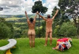 Como será o primeiro casamento católico naturista do Brasil