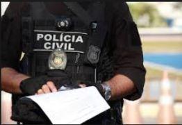 Operação de combate ao tráfico de drogas cumpre mandados de prisão, em Belém, PB