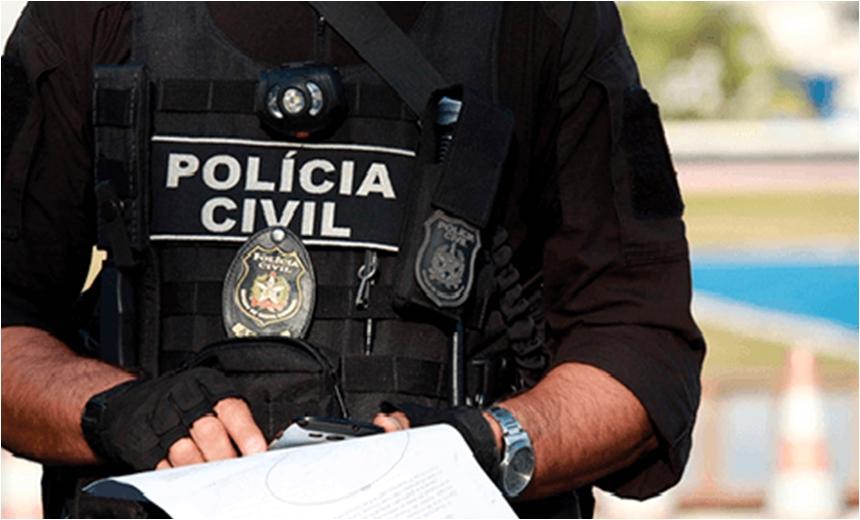 policia civil - OPERAÇÃO CURIMATAÚ: Polícias Civil e Militar cumprem mandados de prisão e busca e apreensão contra suspeitos de tráfico