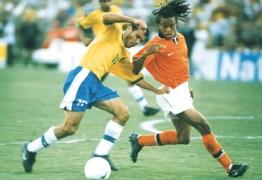 Ex-jogador da seleção é preso enquanto assistia jogo no Rio de Janeiro