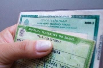 Paraíba é o terceiro estado do Brasil em índice de municípios com mais eleitores que habitantes