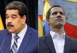 Nicolás Maduro e Juan Guaidó aceitam convite para nova rodada de conversas na Noruega