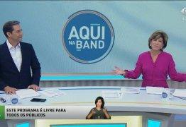 Internautas elogiam uso de intérprete Libras em novo programa da Band