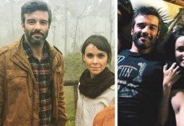 Ator Gustavo Vaz é o pivô da separação de Débora Falabella e Murilo Benício