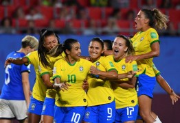 Seleção feminina encara a favorita França na Copa do Mundo