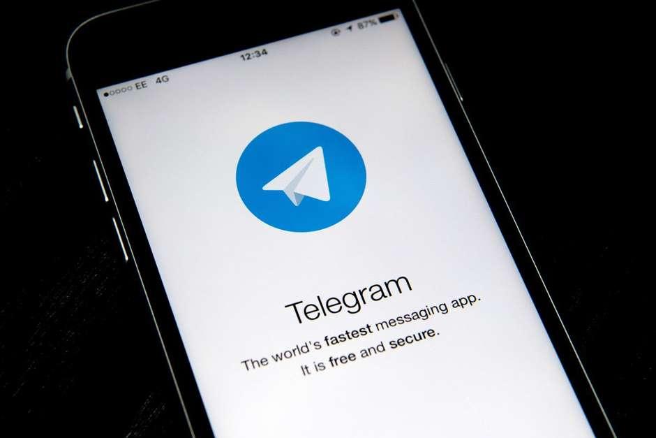 13143534544418 - 'HACKER AQUI': Telegram pede prova de invasão hackerdivulgada por site