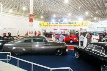 BRASIL MOSTRA BRASIL: 25ª edição da multifeira terá exposição de automóveis antigos