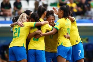 2019 06 09t135124z 1637113418 rc1b543d5620 rtrmadp 3 soccer worldcup bra jam - Com Marta, Brasil pega Itália em decisão para ir às oitavas