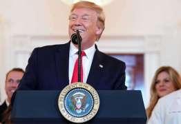 'Ela não faz meu tipo', diz Trump sobre acusação de estupro