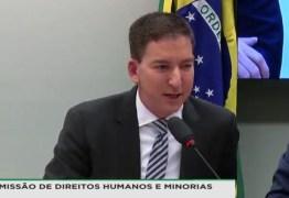 'Não vamos entregar material para perícia da PF controlada por Moro', diz Greenwald em audiência na Câmara – VEJA VÍDEO
