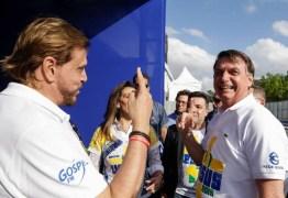 'Estado é laico, mas ele é cristão', diz Bolsonaro na Marcha para Jesus