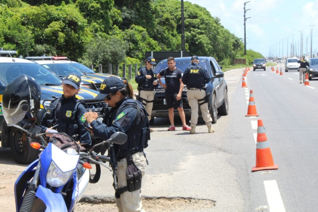 7082fc42 1acf 4684 a735 d853a89b18f6 1024x682 - OPERAÇÃO FESTEJOS JUNINOS: 57 motoristas já foram flagrados dirigindo embriagados na Paraíba