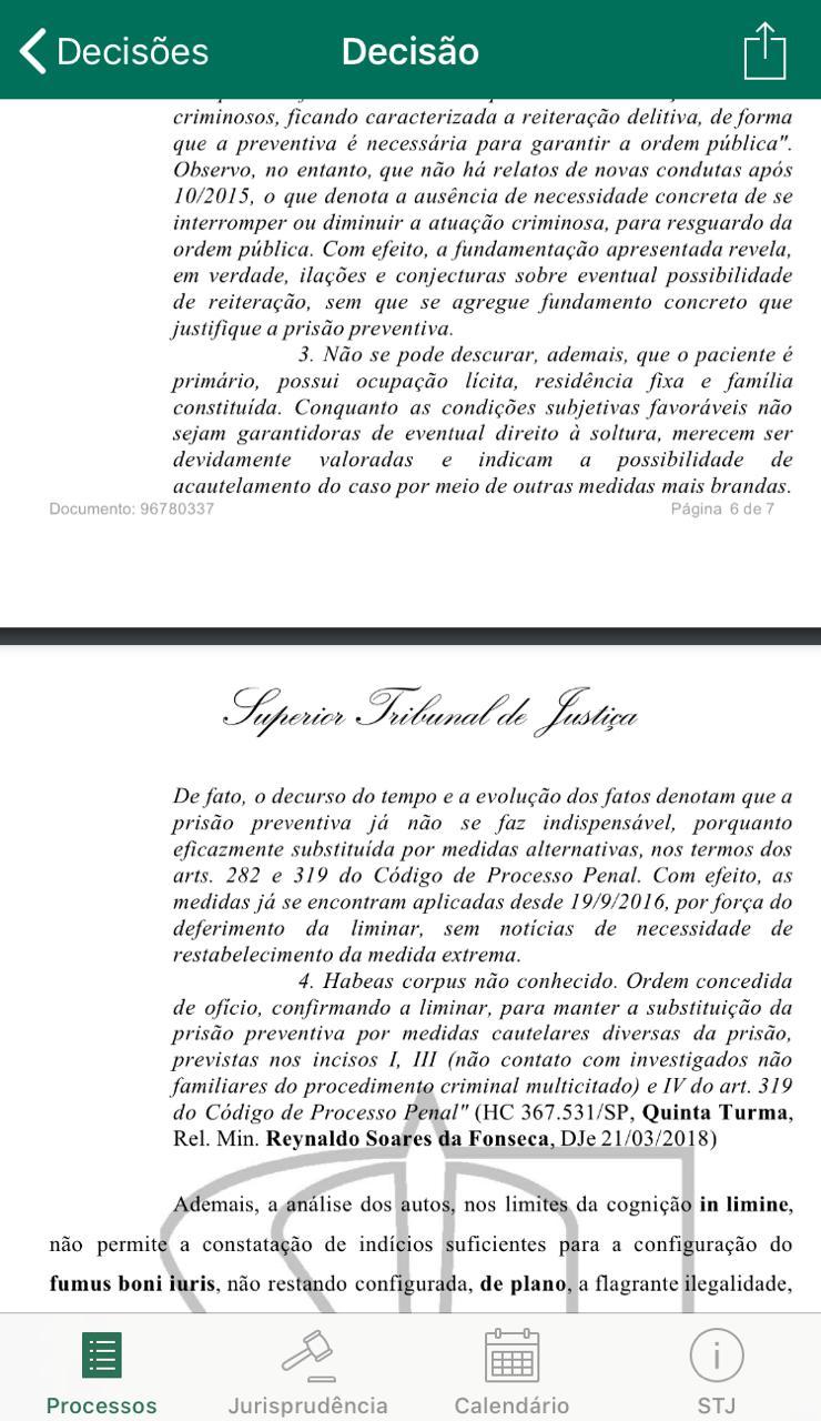 89013043 94d9 4021 a4fe 3f29b25bf0a4 - EXCLUSIVO: Felix Fischer julga recurso de habeas corpus de Roberto Santiago, preso da Xeque Mate; saiba o resultado