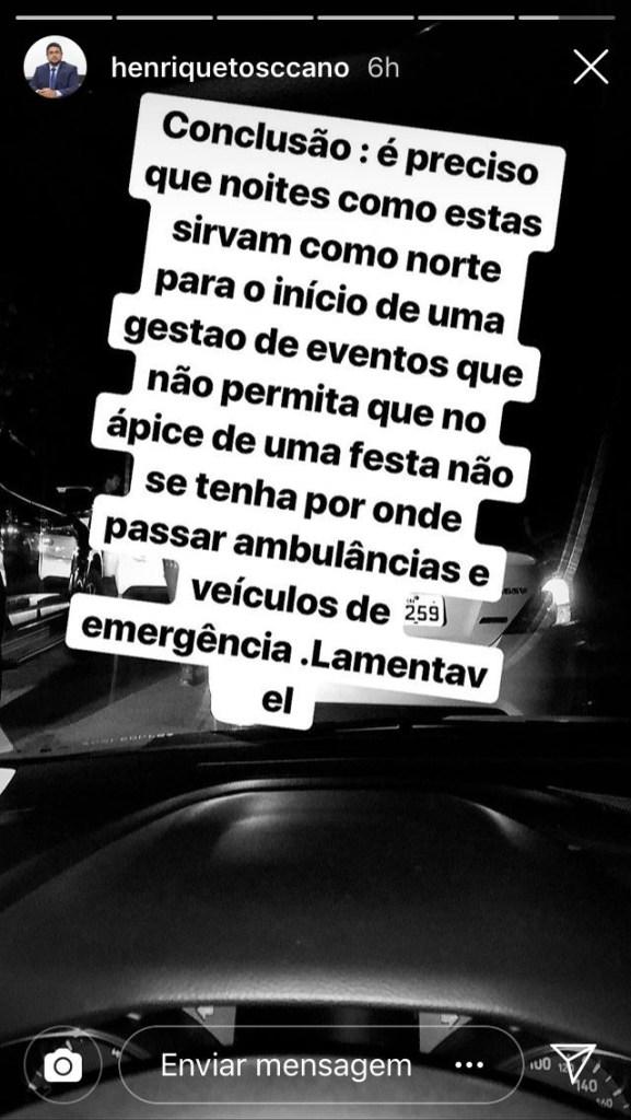 9d780844 8dc2 4aad 9bd0 2568a7ce68bb 577x1024 - Advogado Henrique Toscano critica a festa de São João da cidade de Bananeiras