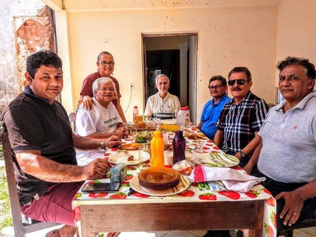 A21BDDDB F026 4DC2 8A96 87E05F1F5238 620x465 - Deputado Tião Gomes participa de festejos juninos nas cidades do Brejo Paraibano