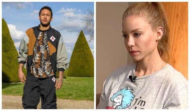 AACxQGd - Filho da modelo que acusa Neymar passa por acompanhamento psicológico