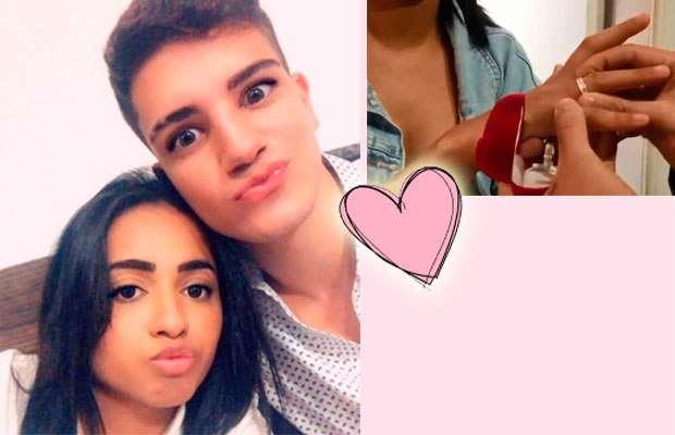 AADgDtB - MC Loma revela detalhes do primeiro namoro e conta como conheceu Juca