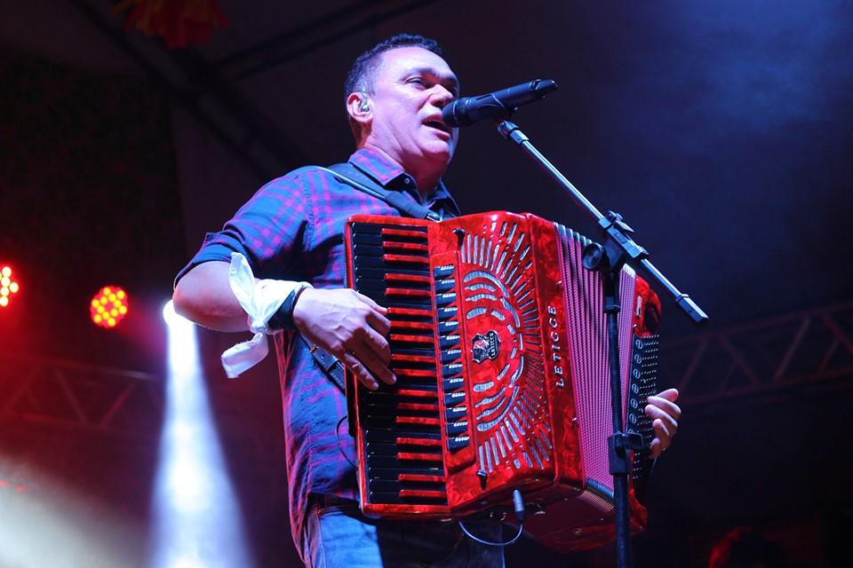 Amazan2 - Show de Amazan encerra o São João 2019 no Centro de Conde