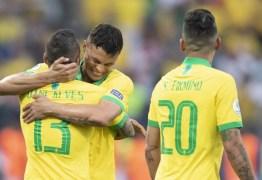 COPA AMÉRICA: Brasil e Paraguai disputam primeiro jogo das quartas de final