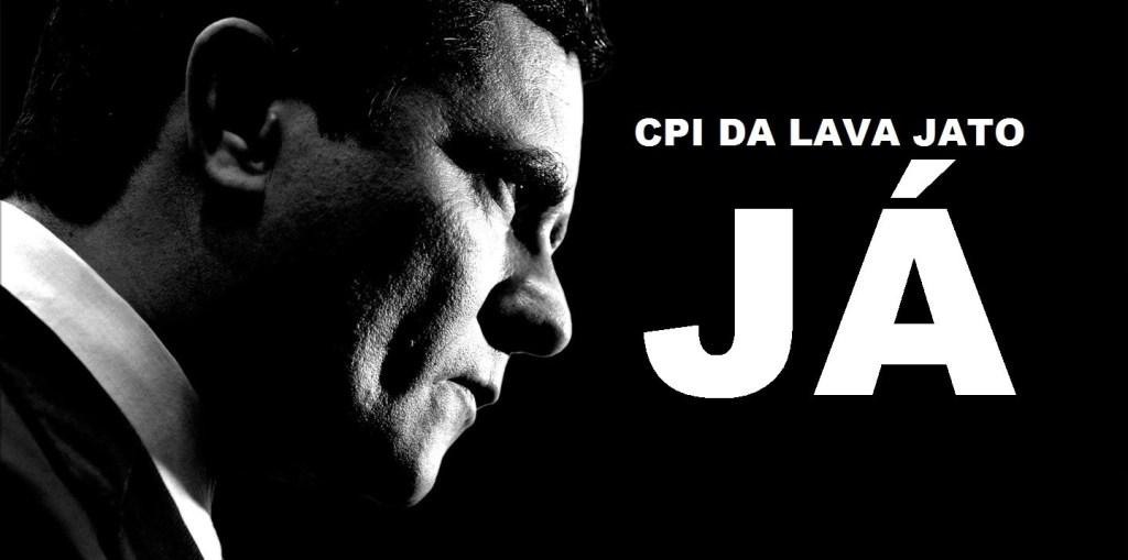 CPI JÁ - CPI da Lava Jato é uma necessidade para o país - Por Flávio Lúcio