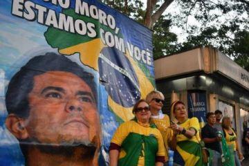 Capturar 62 - MANIFESTAÇÕES: Julgamento de Lula no STF turbina atos pró-Moro deste domingo