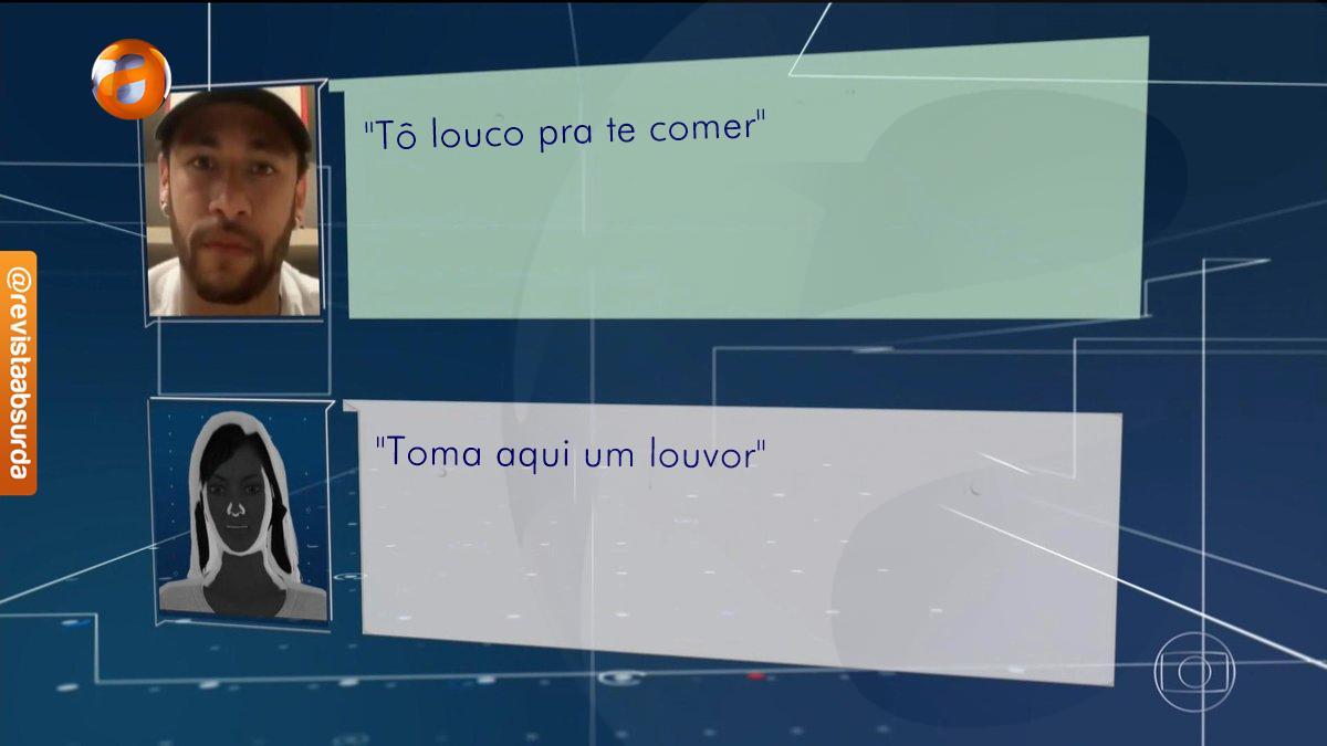 D8LdgpeWwAA4b6r - Jornal Nacional deixa o público em estado de choque ao exibir conversa picante de Neymar