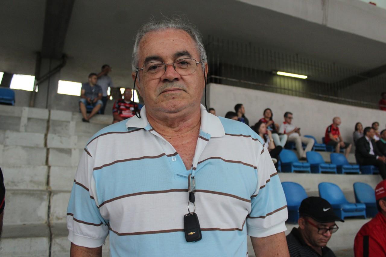 'CAIXA-PRETA': Erivaldo Ferreira convoca entrevista coletiva para falar da situação administrativa do Campinense